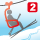 chair lift for 2 persons